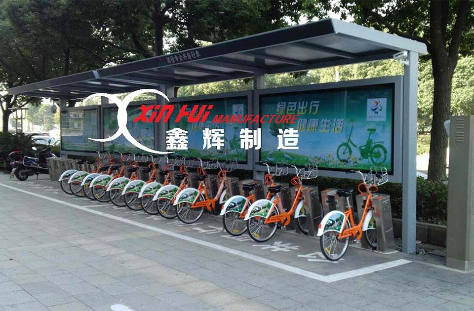 自行车亭XH008