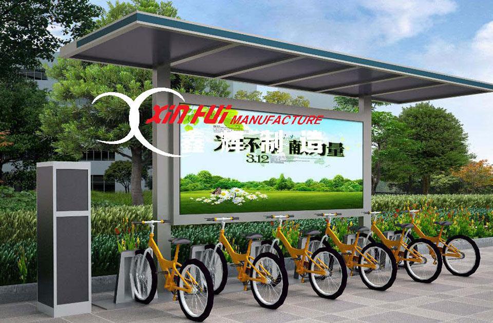 自行车亭XH001