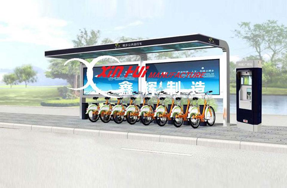 自行车亭XH003