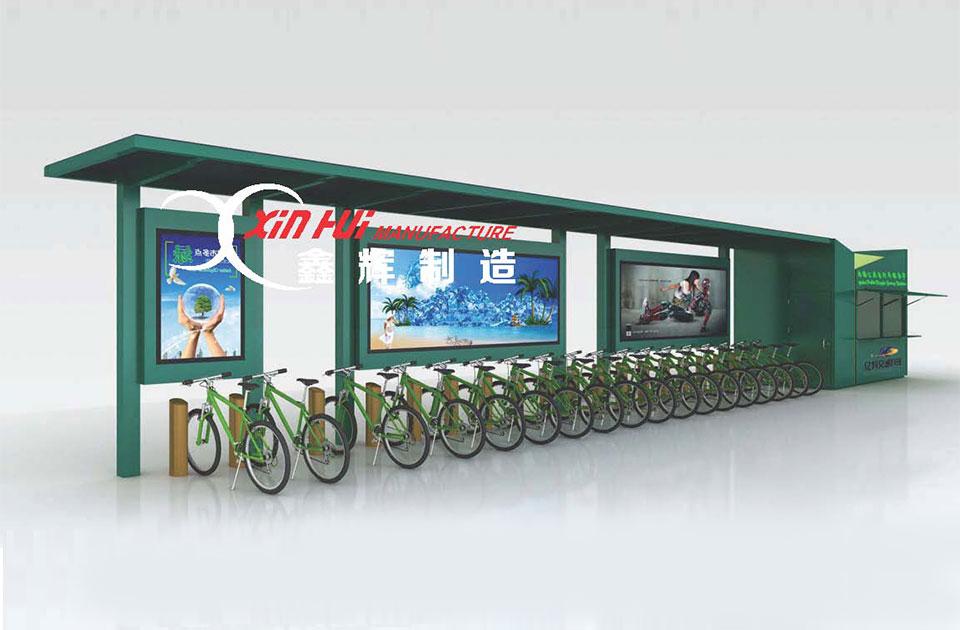 自行车亭XH004